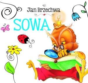 Biblioteczka niedźwiadka. Sowa - Jan Brzechwa