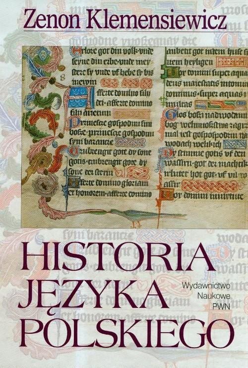 Historia języka polskiego - Klemensiewicz Zenon