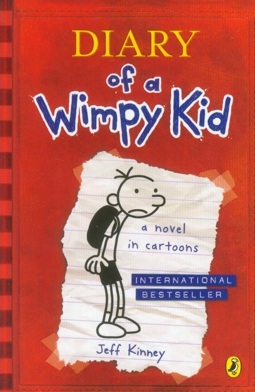 Diary of a Wimpy Kid - Kinney Jeff