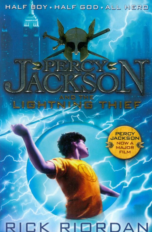 Percy Jackson and the Lightning Thief - Riordan Rick