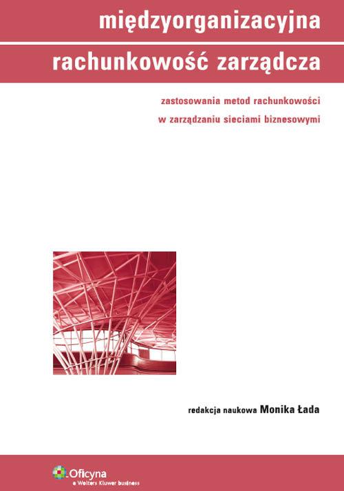 Międzyorganizacyjna rachunkowość zarządcza - Łada Monika