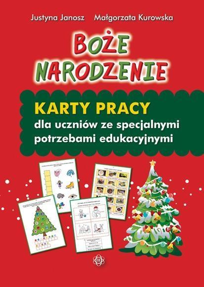 Boże Narodzenie. KP dla uczniów ze specjalnymi... - Justyna Janosz, Ma