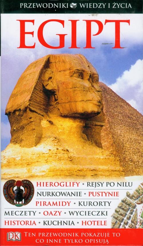 Przewodniki Wiedzy i Życia - Egipt - brak
