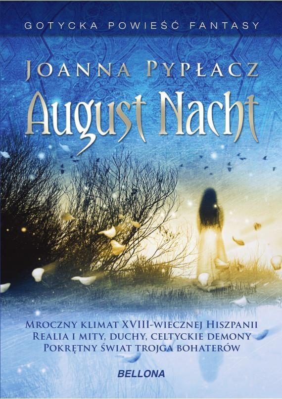 AUGUST NACHT - Joanna Pyp