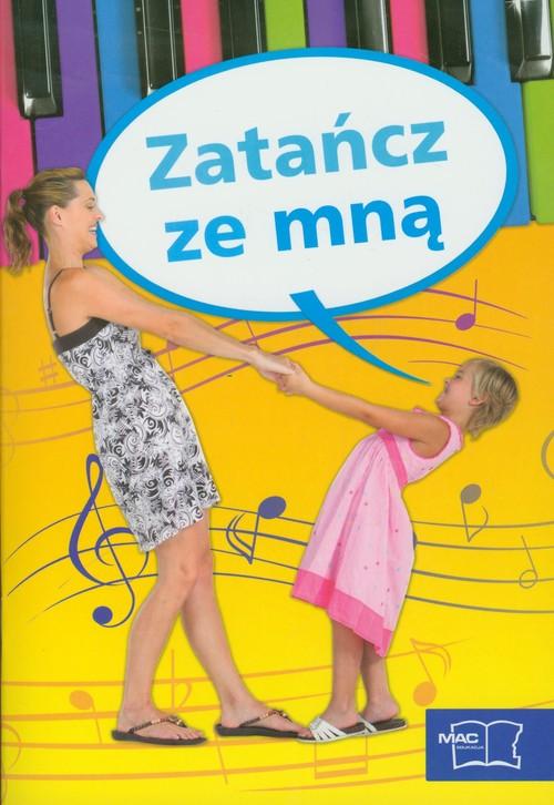 Nowe Nasze przedszkole Zatańcz ze mną z płytą CD - brak