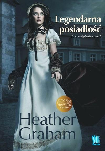 Legendarna posiadłość - Heather Graham