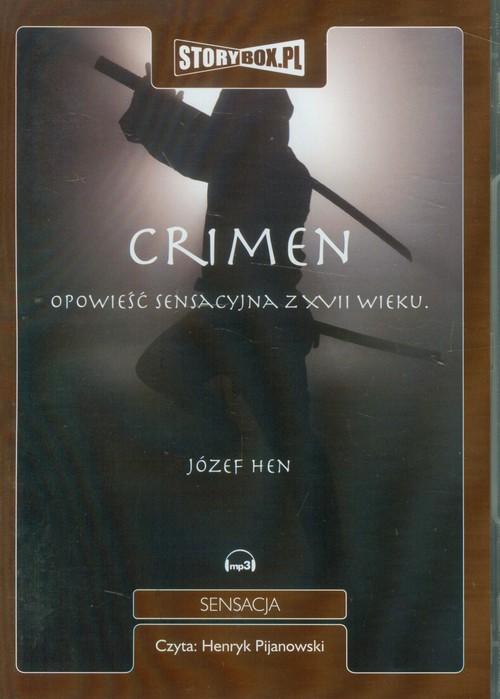 Crimen audiobook - Hen Józef