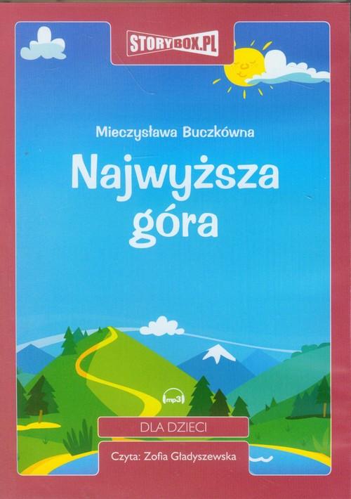 Najwyższa góra audiobook - Buczkówna Mieczysława
