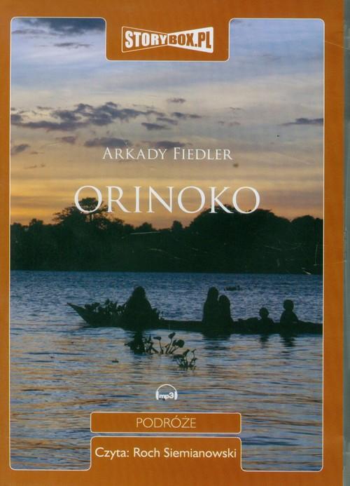 Orinoko audiobook - Fiedler Arkady