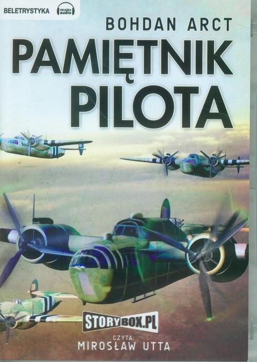 Pamiętnik pilota audiobook - Arct Bohdan