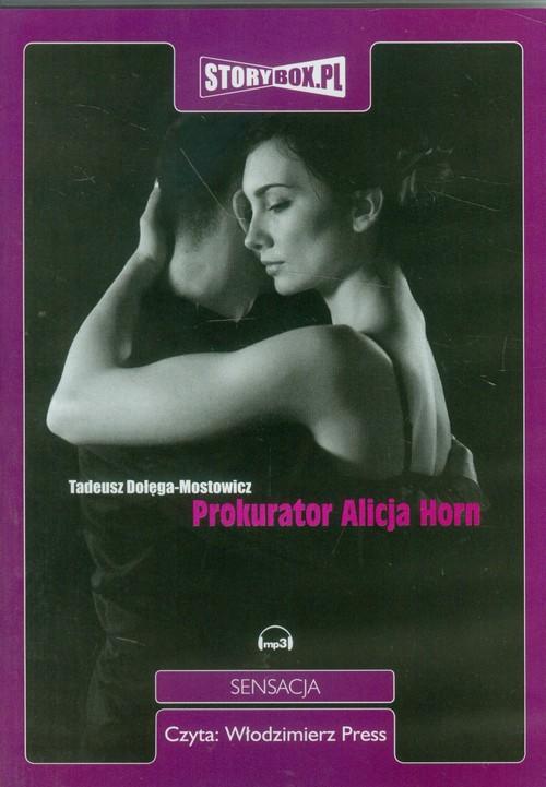 Prokurator Alicja Horn audiobook - Dołęga-Mostowicz Tadeusz