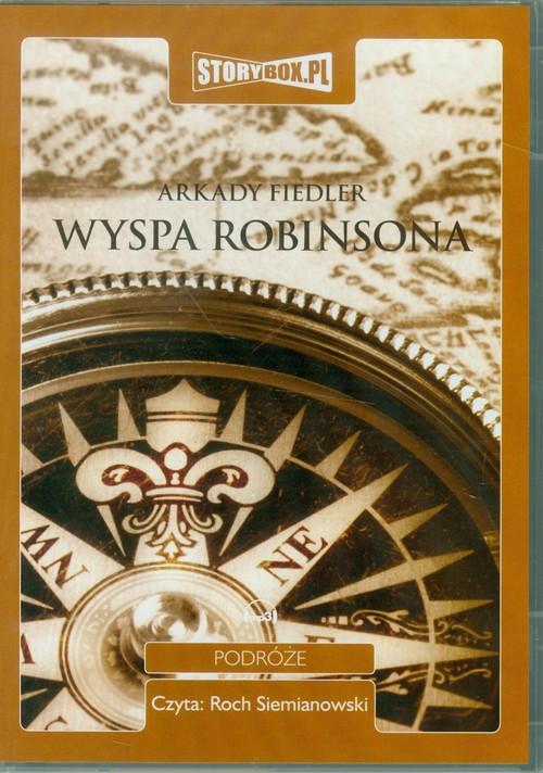 Wyspa Robinsona audiobook - Fiedler Arkady