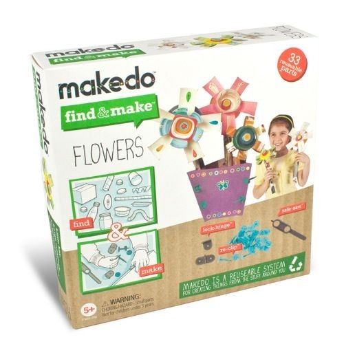 Makedo Flowers - brak