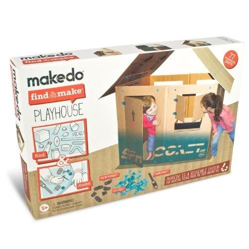 Makedo Playhouse - brak
