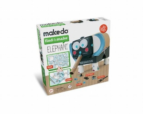 Makedo Elephant - brak
