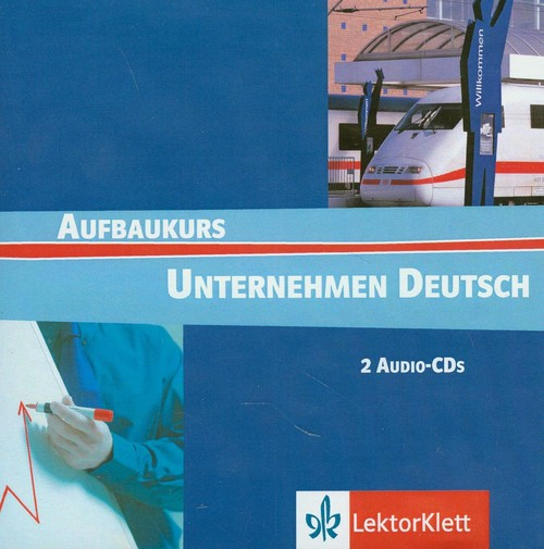 Unternehmen Deutsch Aufbaukurs CD - brak