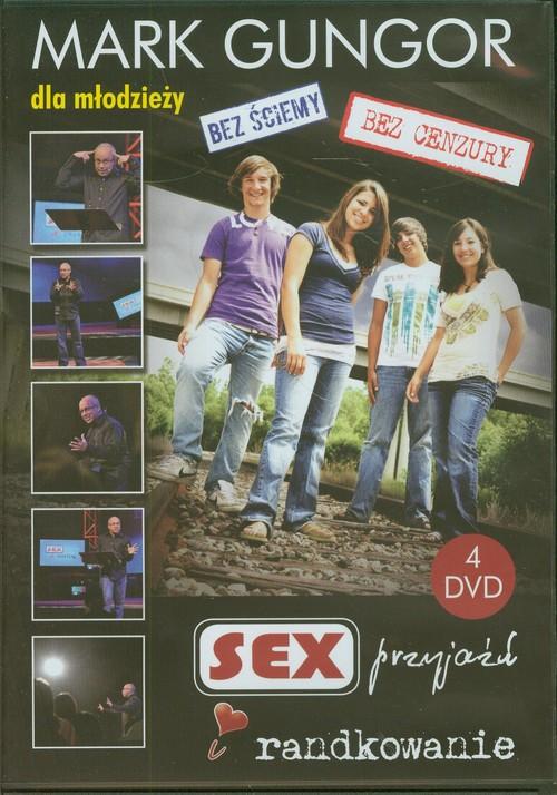 Sex przyjaźń i randkowanie DVD - Gungor Mark
