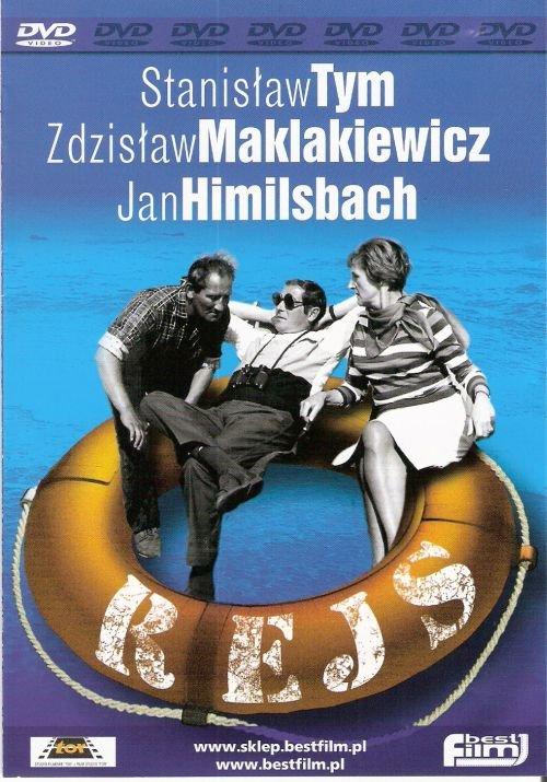 Rejs - Marek Piwowski, Janusz Głowacki