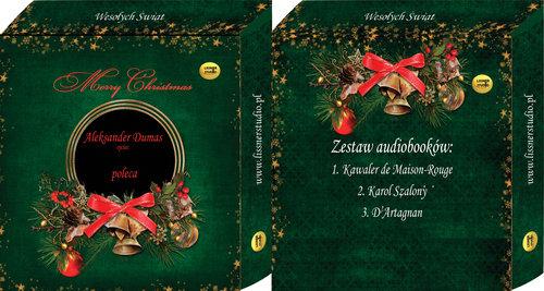 Aleksander Dumas - Zestaw świąteczny [AUDIOBOOK] - Dumas Aleksander