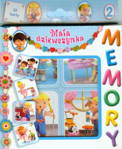 Mała dziewczynka - Memory 2. - Wiśniewska Anna