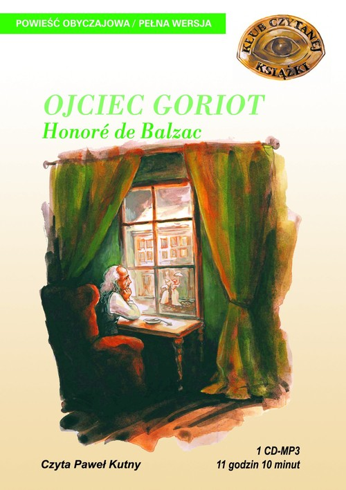 Ojciec Goriot - Honore de Balzac
