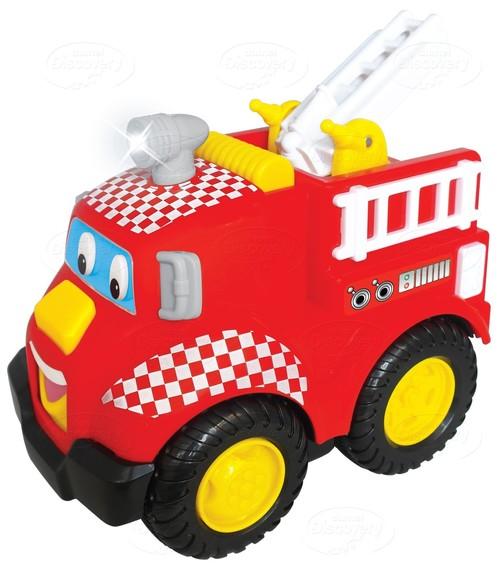 Wóz strażacki - brak