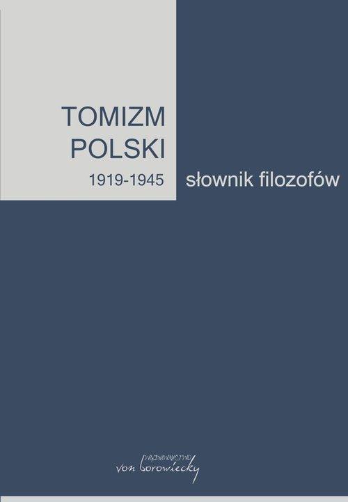 Tomizm polski 1919-1945 - brak