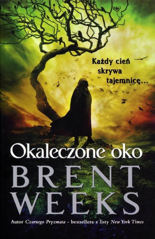 Powiernik Światła. Księga 3. Okaleczone oko - Weeks Brent