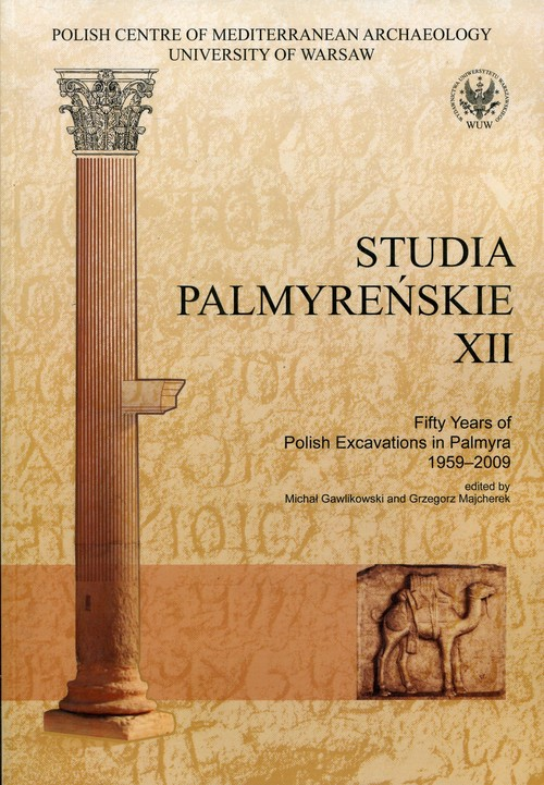 Studia Palmyreńskie XII - brak