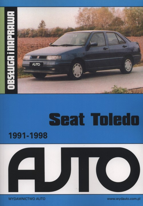 Seat Toledo Obsługa i naprawa - brak
