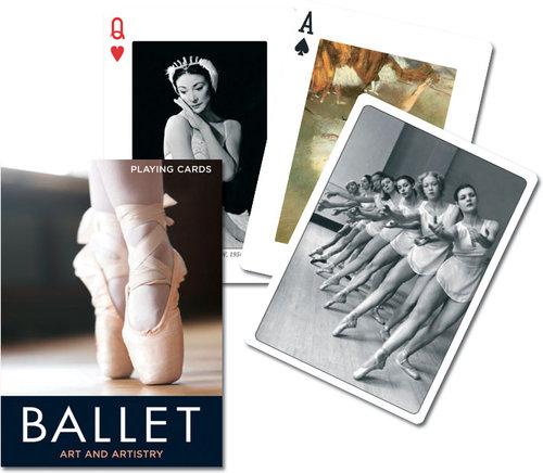 Karty do gry Piatnik 1 talia Balet - Piatnik