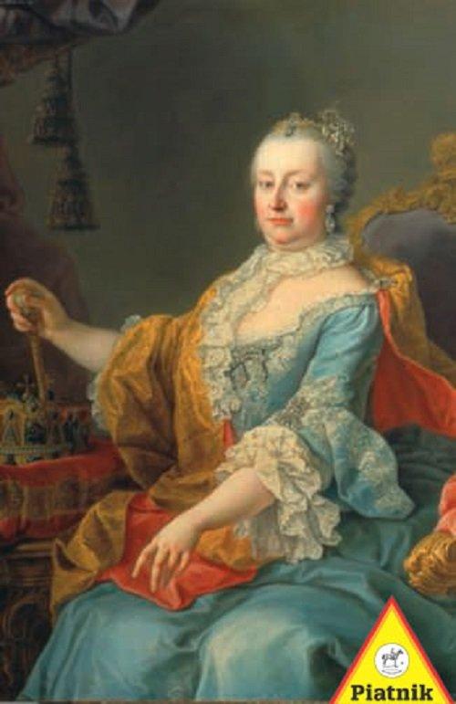 Puzzle Piatnik Cesarzowa Maria Teresa, 1000 - brak