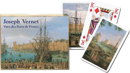 Karty do gry Piatnik 2 talie, Joseph Vernet - brak