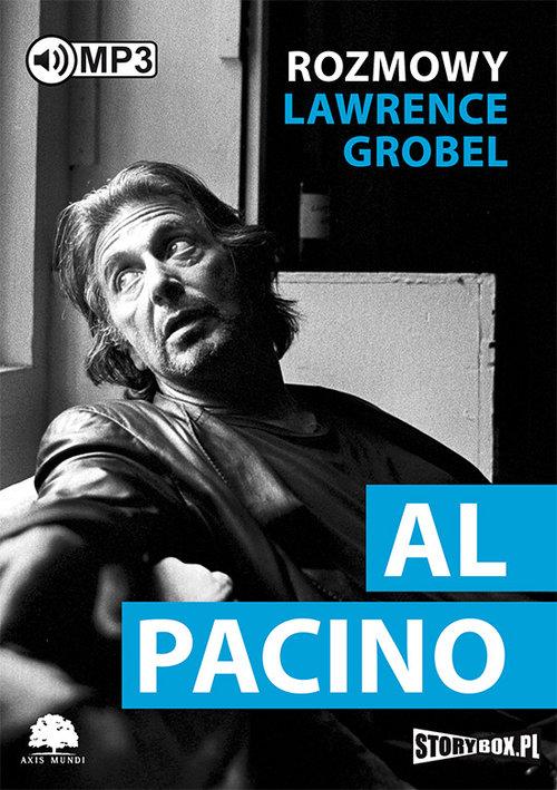 Al Pacino. Rozmowy audiobook - Grobel Lawrence