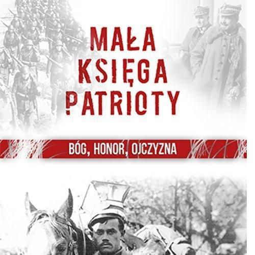Mała Księga Patrioty XXS Orzeł + 2 CD - brak