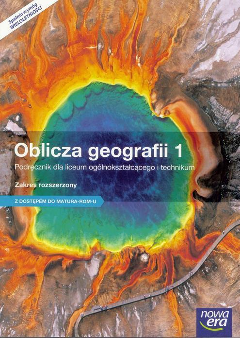 Geografia LO 1 Oblicza... podr ZR NPP w.2015 NE - Roman Malarz, Marek Wi