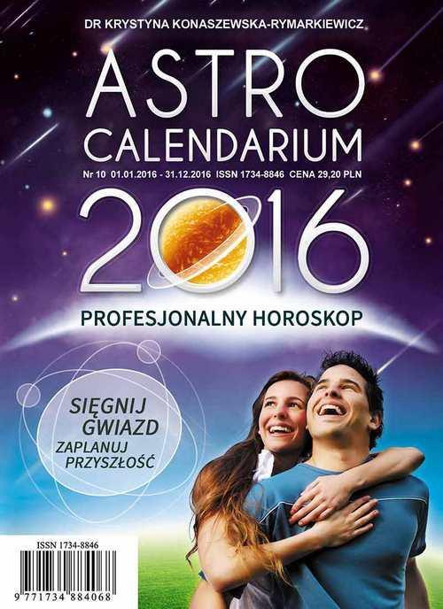 AstroCalendarium 2016 - Krystyna Konaszewska-Rymarkiewicz