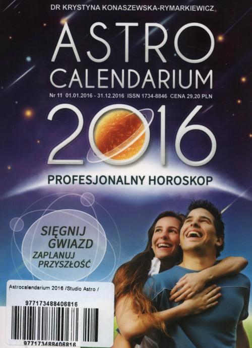 Astrocalendarium 2016 - Konaszewska-Rymarkiewicz Krystyna
