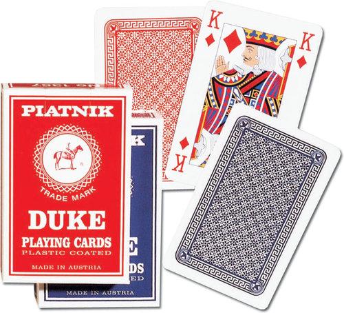 Karty do gry Piatnik 1 talia Duke - Piatnik
