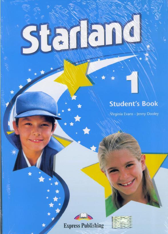 Starland 1 SB EXPRESS PUBLISHING - Virginia Evans, Jenny Dooley