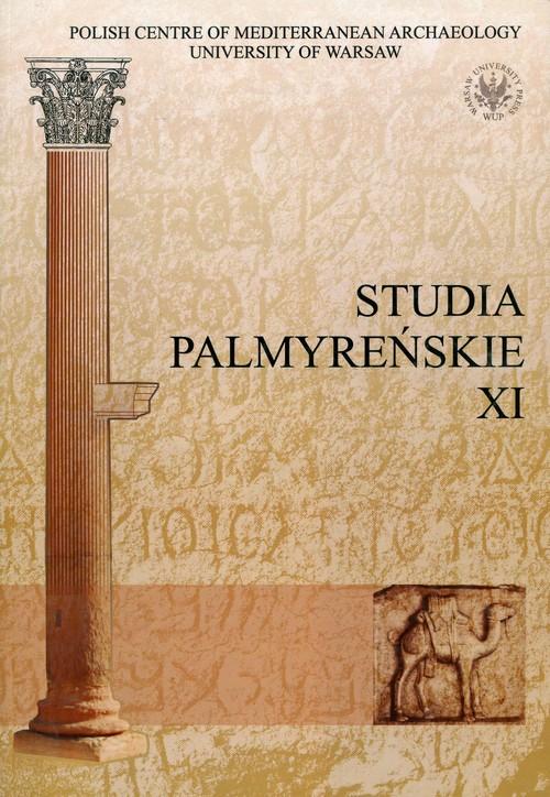 Studia Palmyreńskie XI - brak