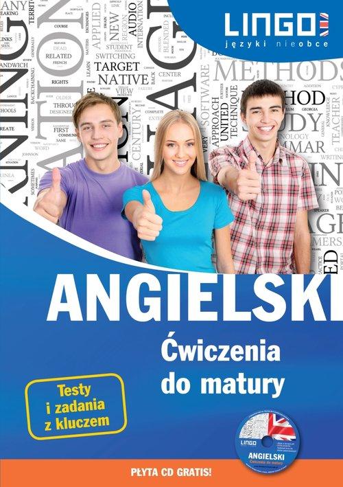 Angielski. Ćwiczenia do matury. Książka+CD - Treger Anna