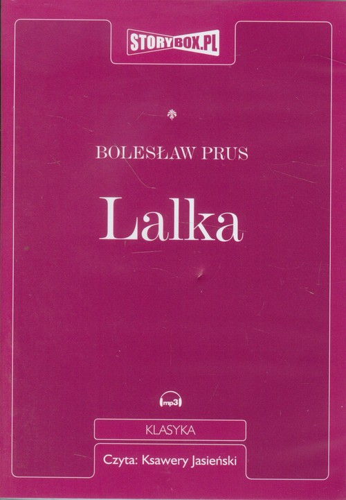 Lalka audiobook - Prus Bolesław
