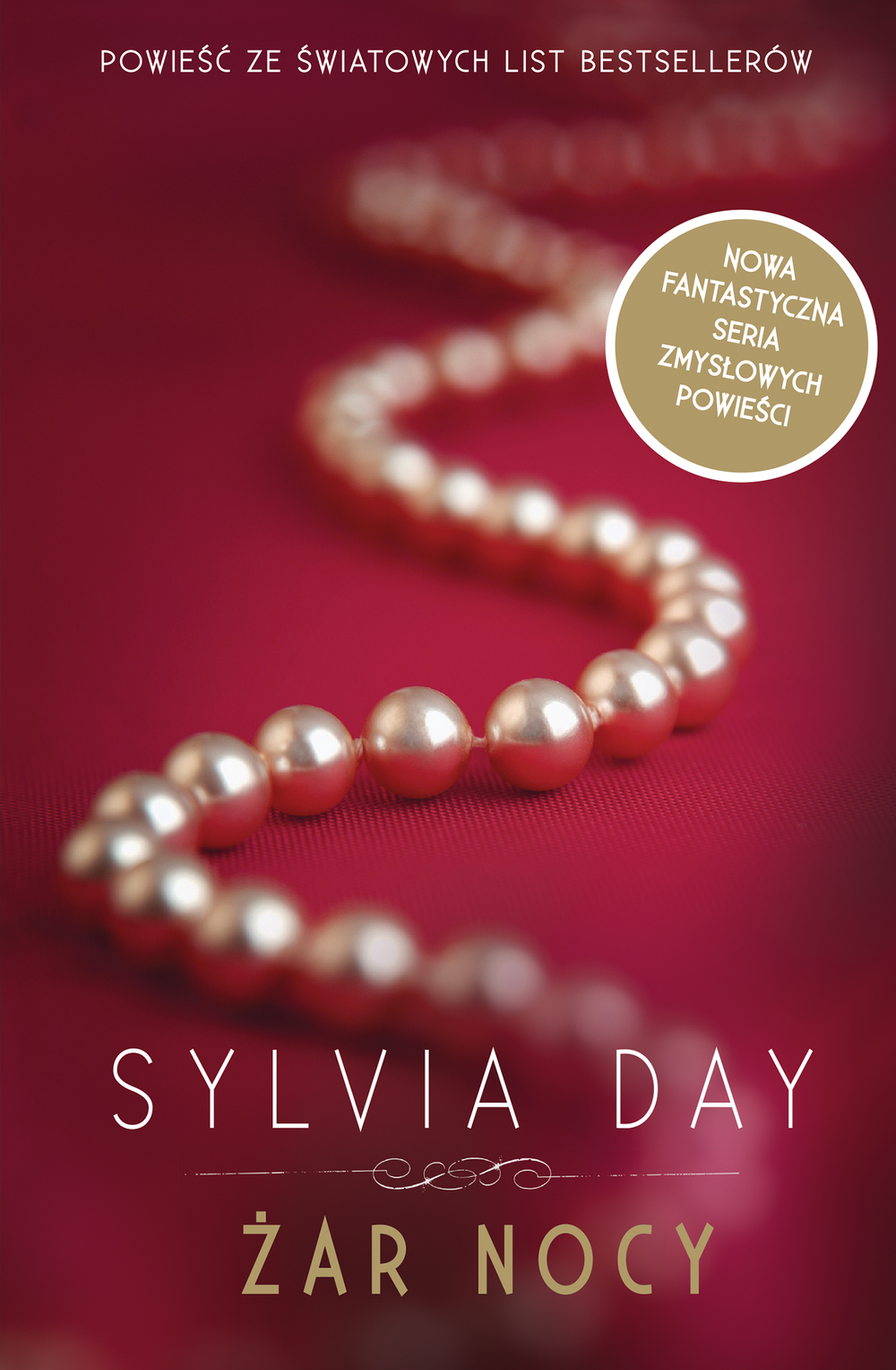 Żar nocy pocket - SYLVIA DAY