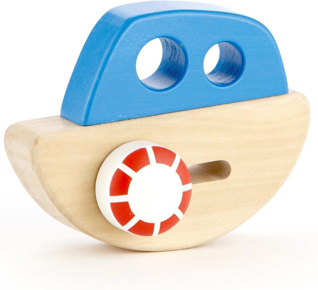 Mały statek - brak
