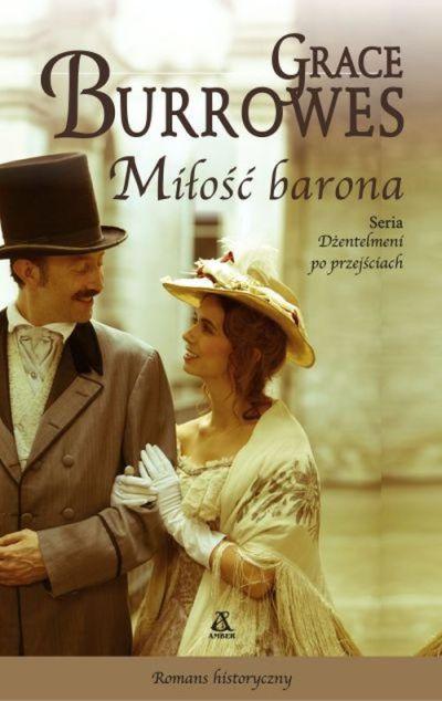 Miłość barona - GRACE BURROWES