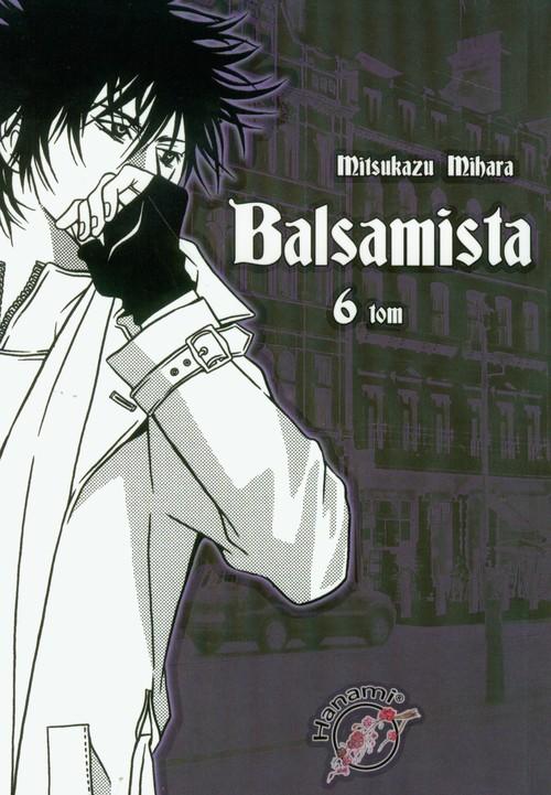 Balsamista Tom 6 - Mihara Mitsukazu