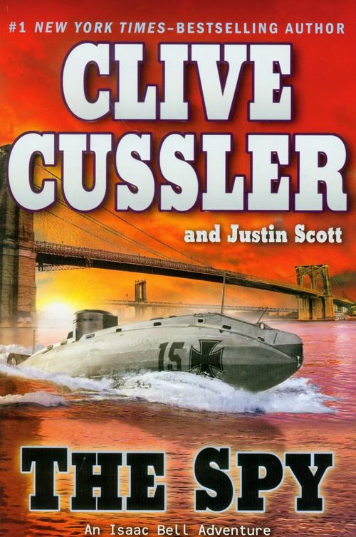 Spy - Cussler Clive