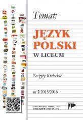 Język Polski w Liceum nr.2 2015/2016 - praca zbiorowa