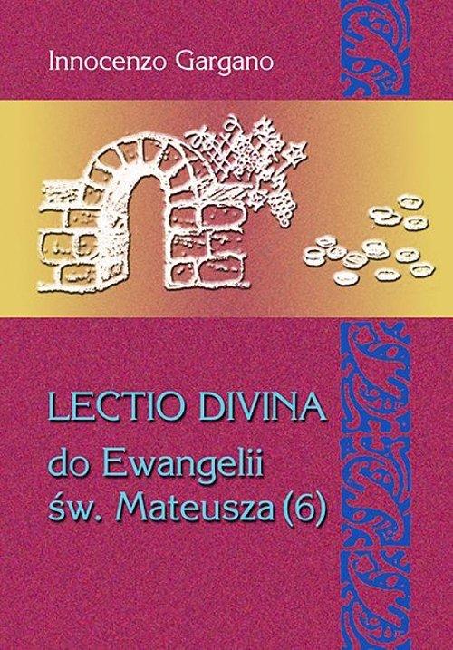 Lectio Divina do Ewangelii Mateusza - Gargano Innocenzo